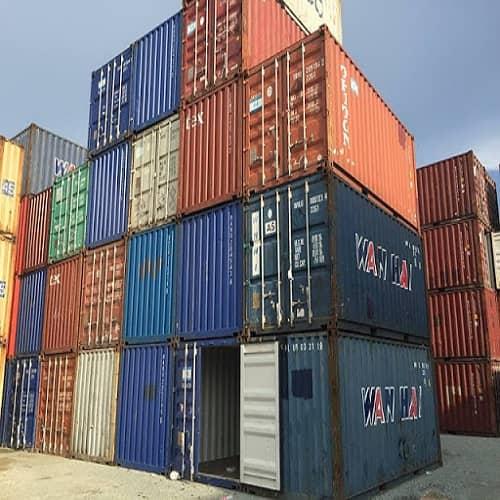 Mua bán container cũ giá cao